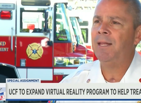 Lakeland Fire Chief John Almskog Shares His Story of Recovery