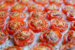 Tomato lushness