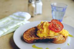 Famous scrambled eggs