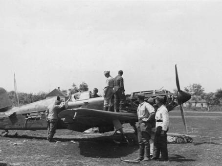 Последний бой защитников Армавира.  8 августа 1942 года.