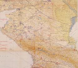Фрагмент карты ОКХ от 08.08.1942 г