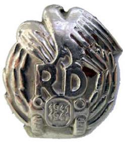 Эмблема (знак) словацкой дивизии