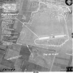 Немецкая аэрофотосъёмка г. Армавира