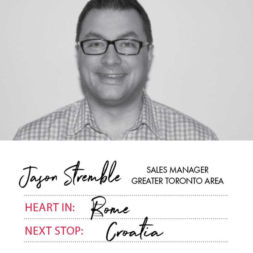 Toronto Travel Talk Event - Jan 8, 2019