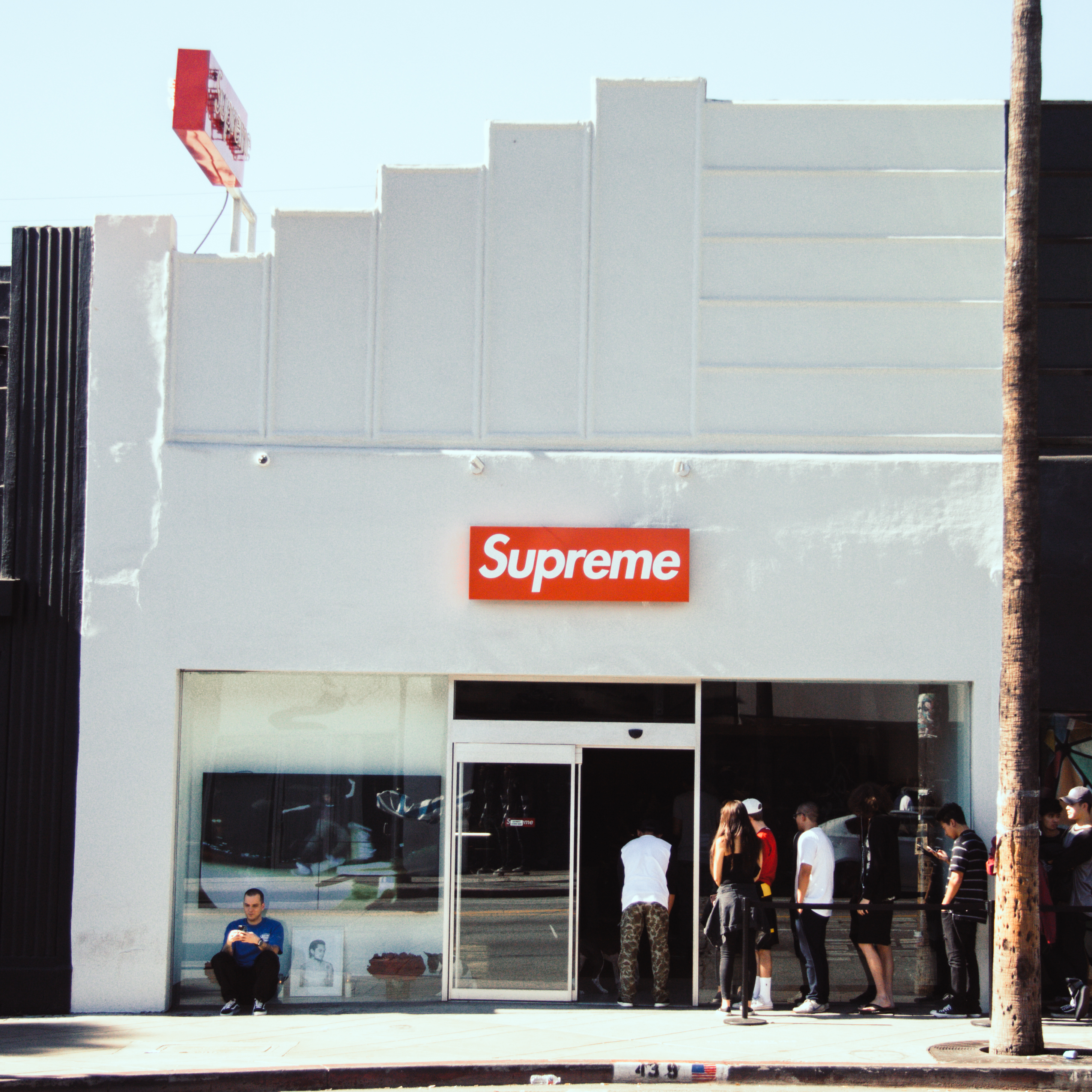 Supreme Los Angeles