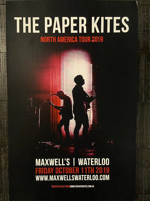 The Paper Kites 2019