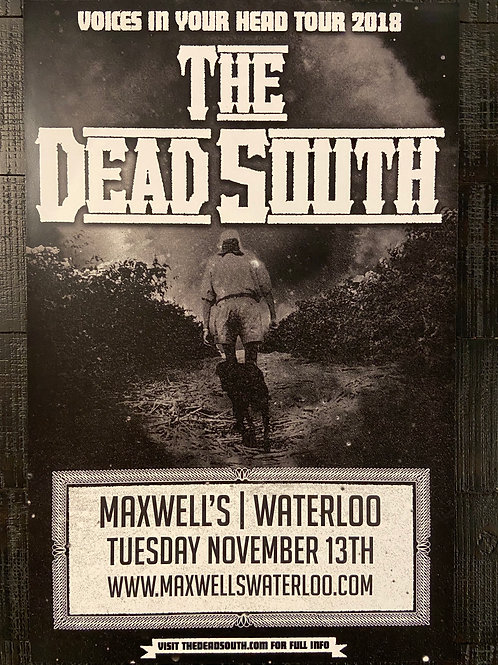 The Dead South 2018