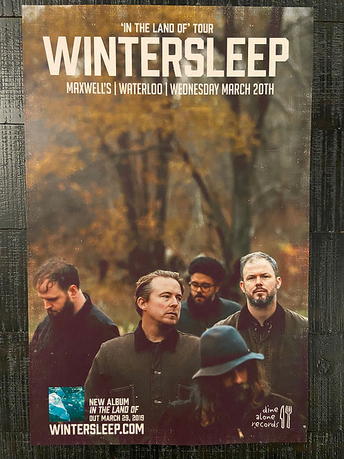 Wintersleep 2019