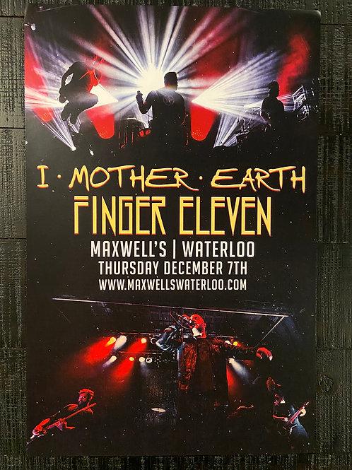 I Mother Earth & Finger Eleven 2017