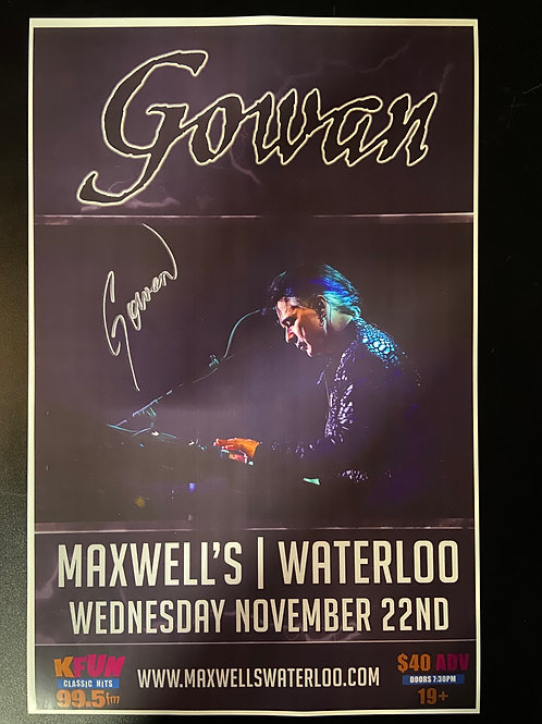 REPLICA - Gowan 2017 - Signed