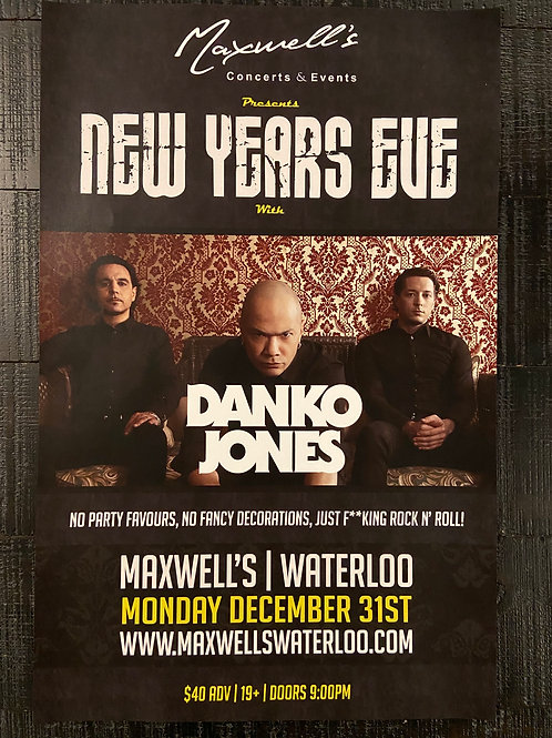 Danko Jones 2018