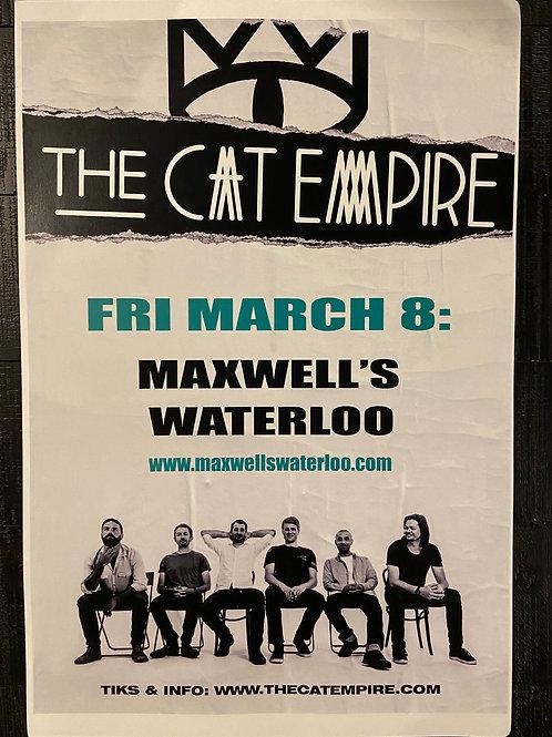 The Cat Empire 2019