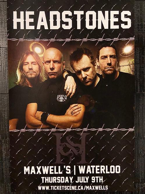 Headstones 2015