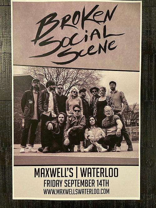 Broken Social Scene 2018
