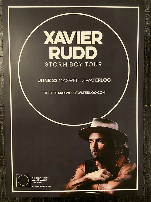 Xavier Rudd 2018