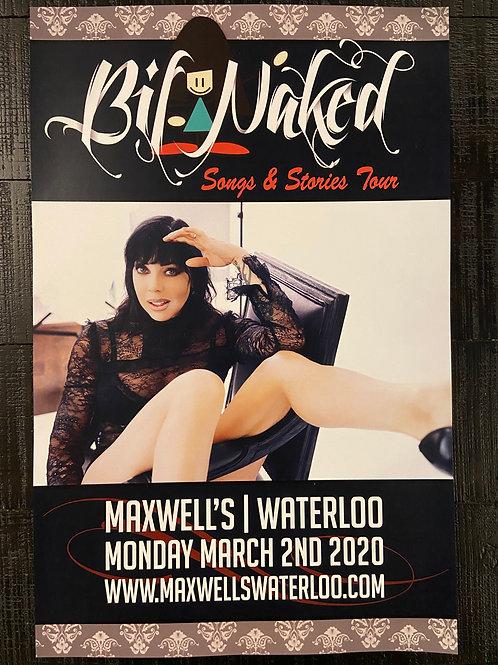 Bif Naked 2020