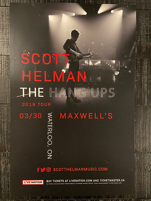 Scott Helman 2019