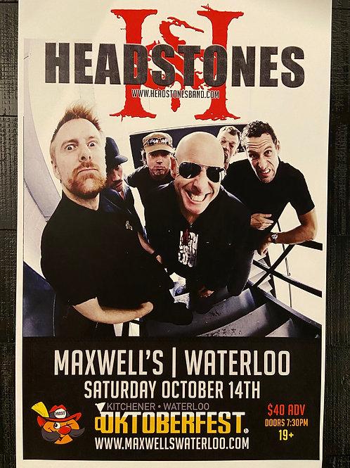 Headstones 2017