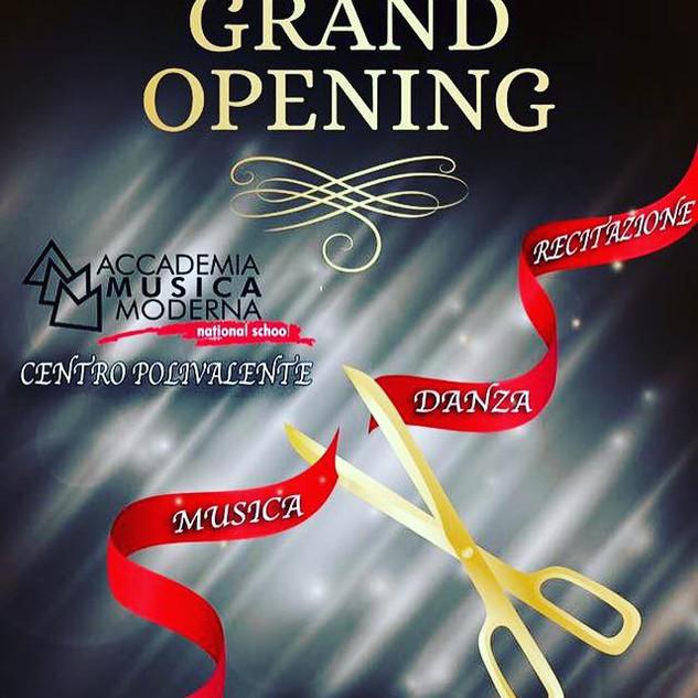 Inaugurazione nuova sede