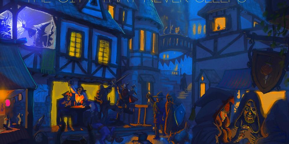 Orcs! #34: A City That Never Sleeps