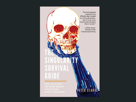 Review of The Singularity Survival Guide by Warp 10