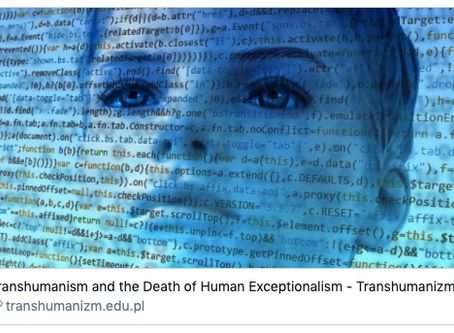 Transhumanism Article Reprinted in Polish Magazine