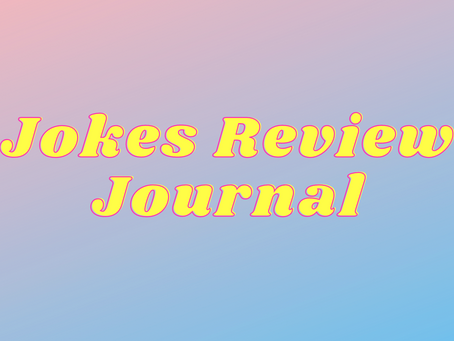Jokes Review Now Has a Blog!