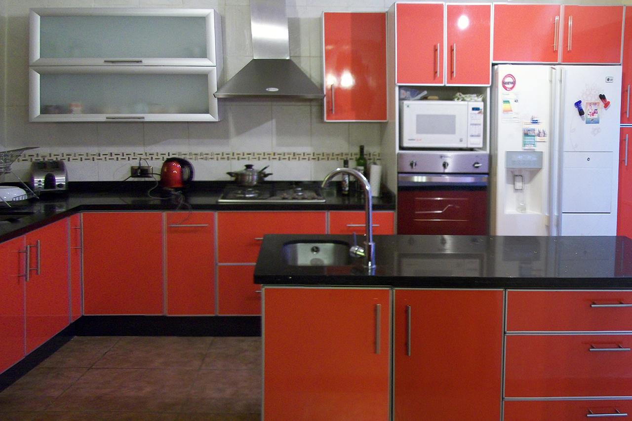 Muebles Tas Muebles De Cocina Closet Vanitorios - Muebles-de-cocina-de-colores