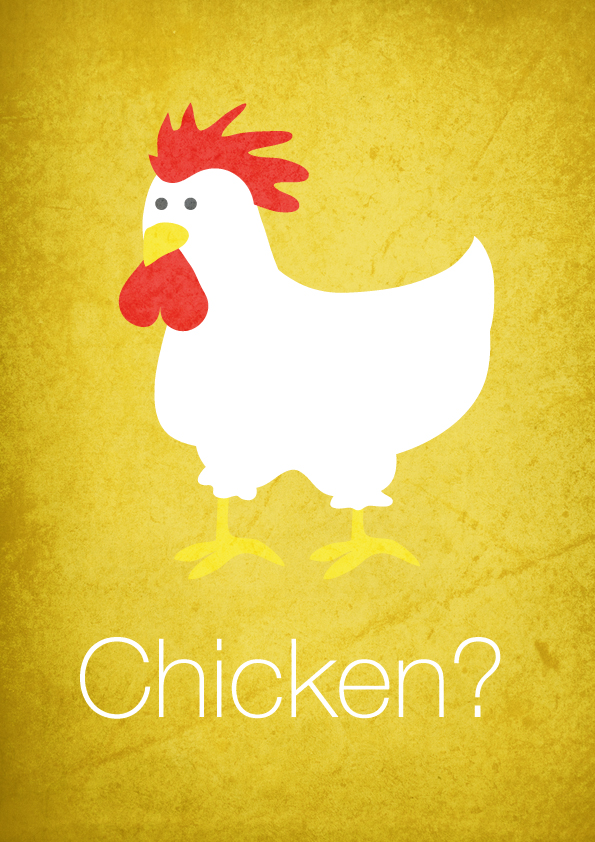 Chicken or Egg? Poster