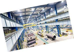 installation et dépannage  éclairage industriel  en normandie