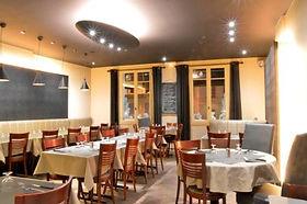 installation éclairage restaurant