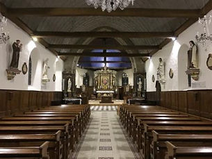 éclairage led pour église
