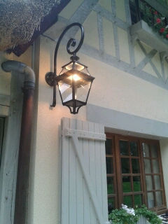 Lanterne , Applique Place des vosges 3 Roger Pradier