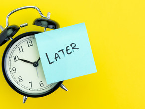 5 Practical Tips to Help Avoid Procrastination