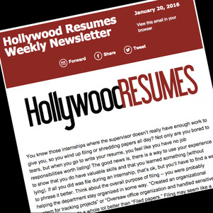 5 Tips for Writing a Great Resume