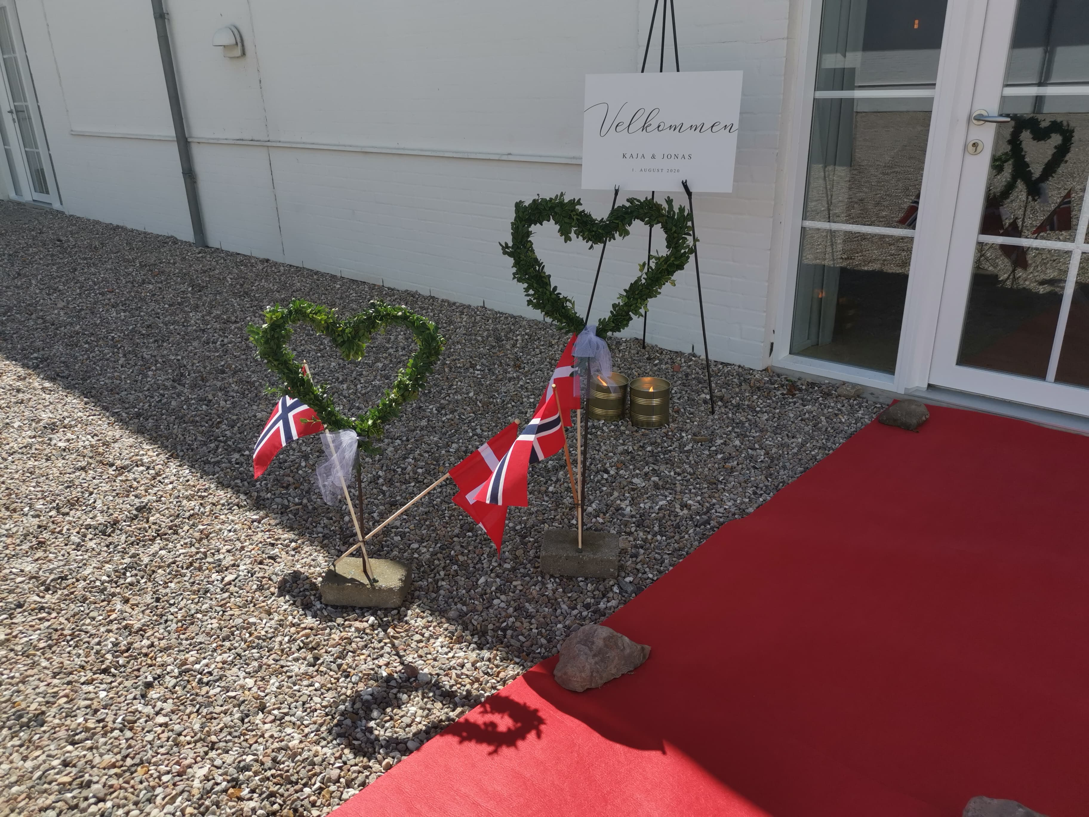 Kaja & Jonas - Dansk Norsk bryllup