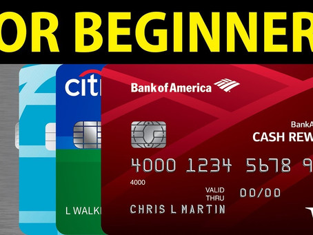 Credit Cards: 101 or How NOT to Get into Debt...