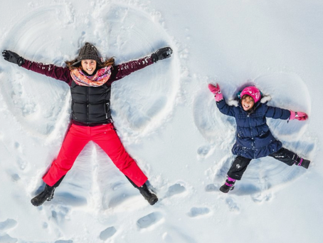 Adulting on a Snow Day? Don't! 5 Ways to Make Your Snow Day Awesome.