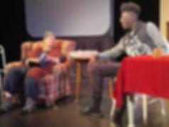 Matthew Rising at Long Wharf Theatre 1.1