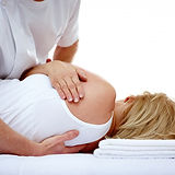 Osteopath at Work