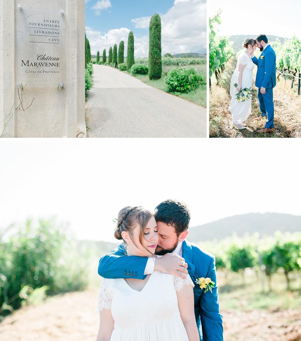 Photographe mariage var provence côte d'azur Photographe fine art Château de Maravenne Wedding photographer