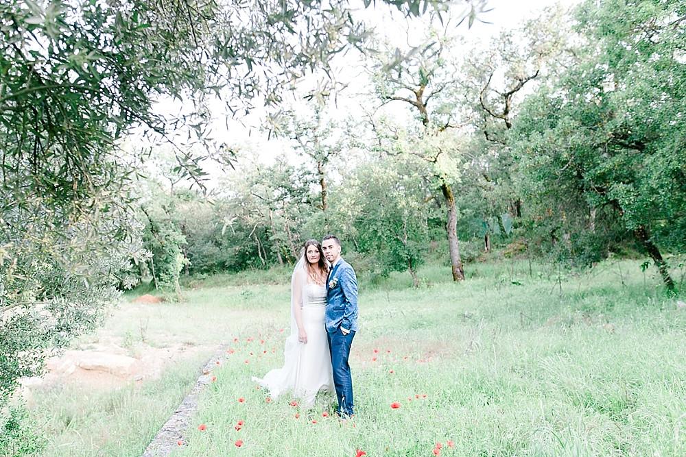 Les Terres de Saint-Hilaire, Ollières, photographe mariage fine art var provence french riviera