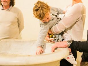 Baptême de Gauvain