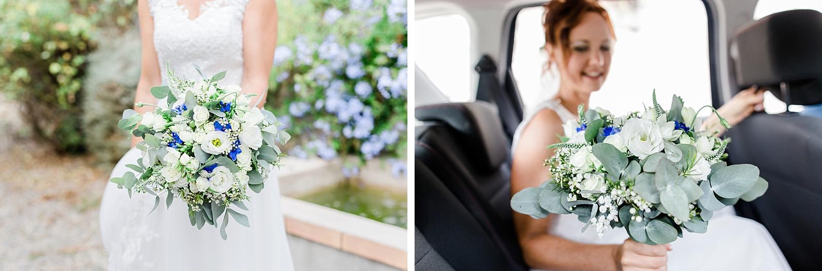 photographe mariage var provence côte d'azur photographe fine art bride bouquet wedding photographer