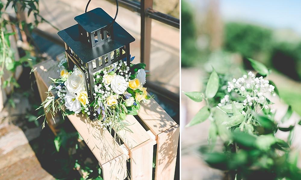 photo de la decoration mariage Château Maravenne, La Londe Les Maures