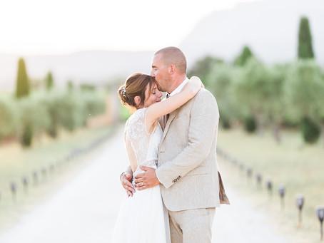 Joana & Florent, Mariage au Mas des Auréliens