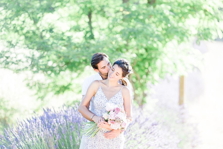 photographe elopement - couple - provenc