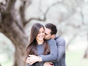 Laura & Raphaël, séance engagement...