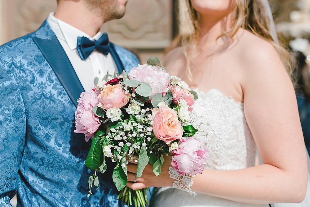 bouquet de la mariée photographe fine art