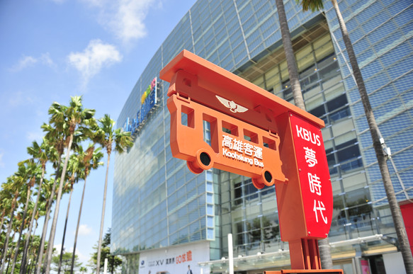 開頂雙層巴士-夢時代站